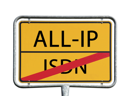 ISDN ENDE - ALL-IP 2018